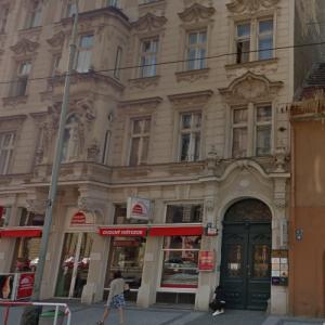 Honorary Consulate of Paraguay, Prague (StreetView)