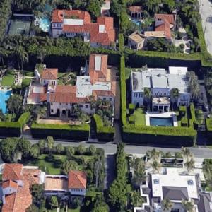 Leo Vecellio's Houses (Google Maps)