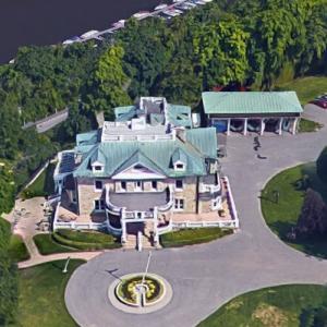 United States Ambassador to Canada's Residence (Google Maps)