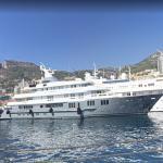 Reg Grundy's Boadicea Yacht