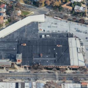 Capital Traction Company Car Barn (Google Maps)