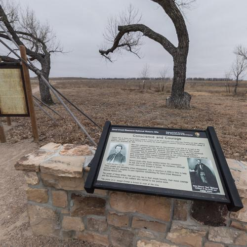 Sand Creek Macre National Historic Site in Eads, CO ... on