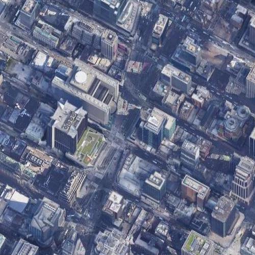 Times Square (Google Maps)
