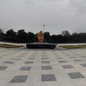 National Police Memorial (StreetView)