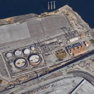 Long Beach Generating Station (Google Maps)