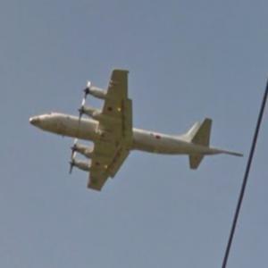 P-3 Orion (JMSDF) (StreetView)