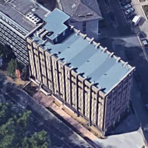 Consulate General of Algeria, Frankfurt (Google Maps)