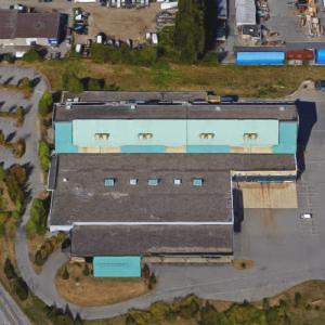 Vancouver Sun & Province Printing Facility (Google Maps)