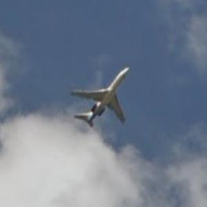Líneas Aéreas Suramericanas Boeing 727 (StreetView)