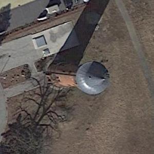 Zernsdorf water tower (Google Maps)