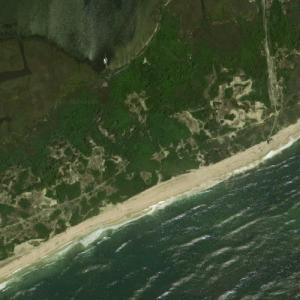 Otis Pike Fire Island High Dune Wilderness (Google Maps)