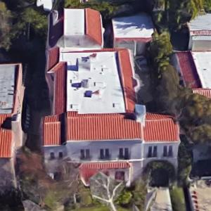 Billy Crystal's House (Former) (Google Maps)