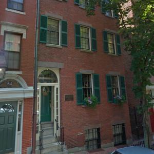 Lewis and Harriet Hayden House (StreetView)