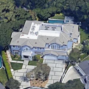 John Fogerty's House (Google Maps)