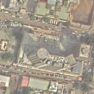 Hotel Kaloum (Google Maps)