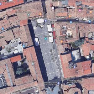 Piazza del Popolo (Google Maps)