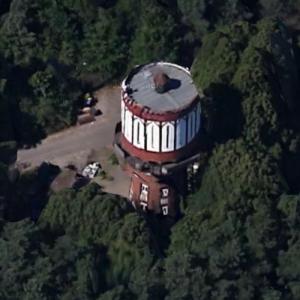 Lohbrugge water tower (Google Maps)