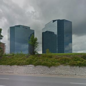Zurich Towers (StreetView)