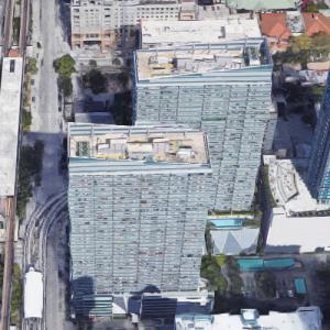 'Axis at Brickell Village' by Arquitectonica (Google Maps)