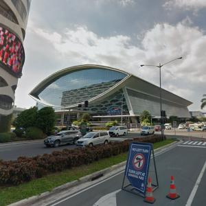 'Mall of Asia Arena' by Arquitectonica (StreetView)