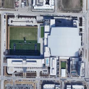 Dallas Cowboys Practice Facility (Google Maps)