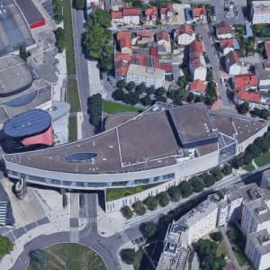 'Auditorium de Dijon' by Arquitectonica (Google Maps)