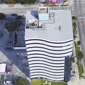 'Picasso Tower' by Arquitectonica (Google Maps)