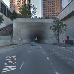 3rd Street Tunnel (StreetView)