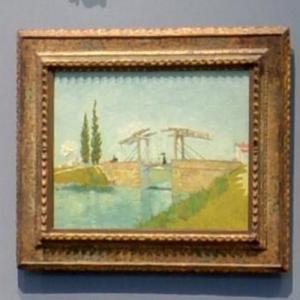 """""""Langlois Bridge at Arles"""" by Vincent van Gogh (StreetView)"""