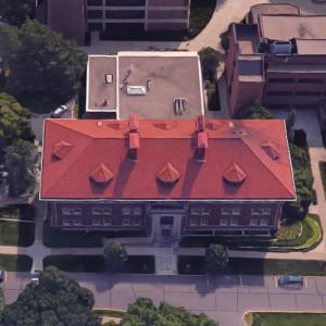 'Haecker Hall' by Clarence H. Johnston, Sr. (Google Maps)