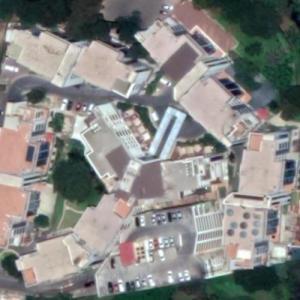 2019 Nairobi attack (Google Maps)