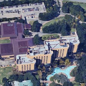'Four Seasons Resort and Club Dallas at Las Colinas' by HKS, Inc. (Google Maps)