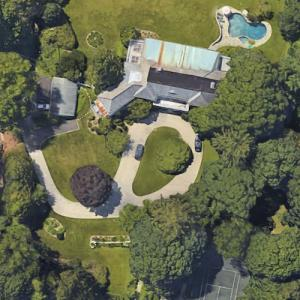 William P. Frank's House (Google Maps)