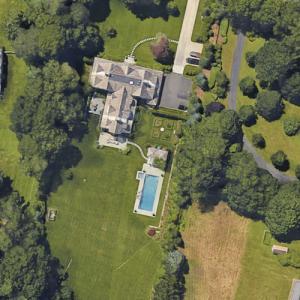 James J. Wong's House (Google Maps)