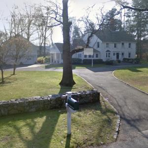 John (Jay) and Terrie Wood's House (Google Maps)