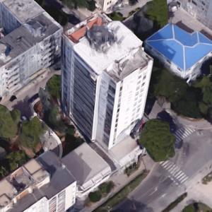 Josipa Jurja Strossmayera 1a (Google Maps)