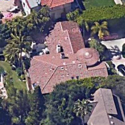 Bill Burr's House In Los Angeles, CA (Google Maps