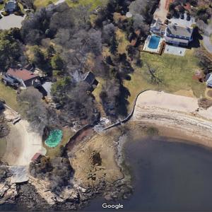 Helen Frankenthaler's (Deceased) House (Google Maps)