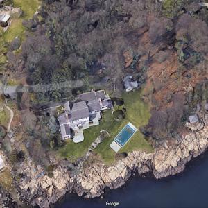 Nancy Rawls Dauk's House (Google Maps)