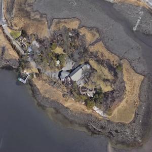 William S. Beinecke's (Deceased) House (Google Maps)