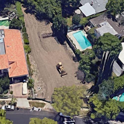 Wiz Khalifa S House In Los Angeles Ca Google Maps 2