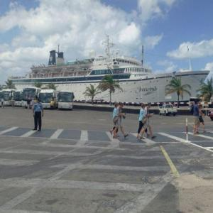 MV Freewinds (Scientology Sea Org Ship) (StreetView)