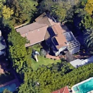 Jennifer Garner's House (Google Maps)