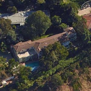 Dixie Carter's House (Google Maps)