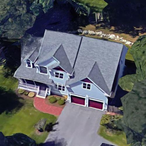 Julian Edelman S House In Foxborough Ma Google Maps