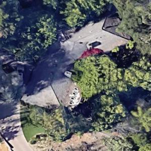 Kim Kardashian & Kanye West's House (Google Maps)