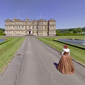 Elizabethan Woman at Longleat House (StreetView)