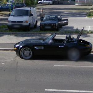 2003 BMW Alpina V8 Roadster (StreetView)
