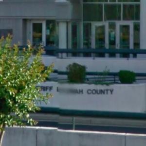Etowah County Detention Center, AL (StreetView)