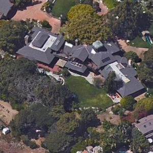 Bob Dylan's House (Google Maps)